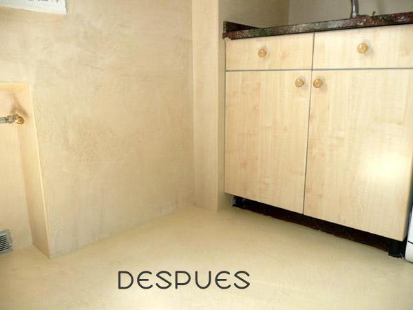 Microcementos artepint decoraci n de interiores en for Diseno de interiores vitoria gasteiz
