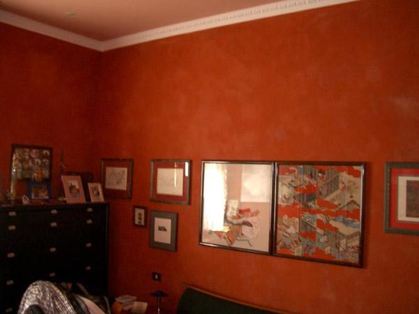 Pintura decorativa para decoraci n de interiores en - Decoracion de interiores bilbao ...