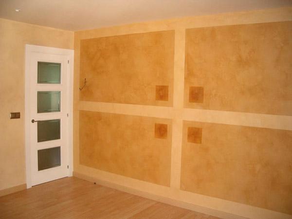 Dise o de interiores pintura imagui for Pinturas interiores de casas modernas